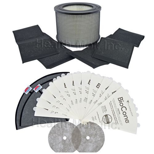 Annual Majestic and 4 Defender Bundle (Premium) Filters